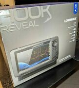 Lowrance Hook Reveal 7 Tripleshot With Chirp, Ss, Ds, And Us Inland Charts New