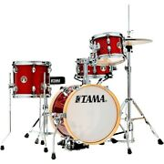 Tama Club-jam Flyer 4-piece Shell Pack With 14 Bass Drum Candy Apple Mist