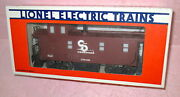 Lionel 17608 Chessie Caboose W/smoke And Rear Light Standard-o New In Box