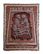 Pearl Jam Roma Emek Skeleton 70 X 50 Blanket Limited Edition Soldout In Stock