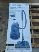 Kenmore Canister Vacuum Cleaner 12 Amp 1.7 Hp Variable Speed Retractable-cord