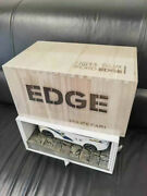 Rare1/18 Ford Edge Police Car Model Diecast Model Wooden Box Packaging