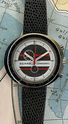 Sears Heuer Jacky Ickx For Parts Or Restoration