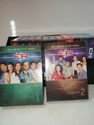 Er - The Complete Series Season 1-15 Dvd, 90-disc Set Great Tv Show