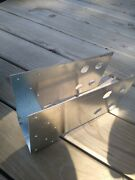 Rp Watkins Icf Joist Hanger For 3.5 In Truss, Quantity 4. For Use With Voids 6+