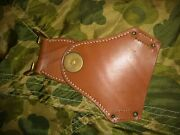 Wwi Us Leather M1912 Swivel For Mounted Holster 1911 Holster M1916 M1917