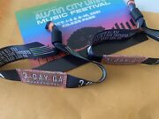 Austin City Limits Festival - Weekend One -2 3 Day Ga Ticets- October 1-3 2021