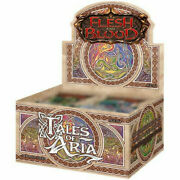 Flesh And Blood Tales Of Aria 1st Edition Booster Box