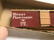 Mainline Models Bc-19 Ho 42' Wood Boxcar Great Norther Started Ob