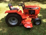 Ingersoll 4018 Onan 18hp Lawn Tractor Rm48andrdquo Deck Low Hours Nice