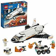 Lego City Space Mars Research Shuttle 60226 Space Shuttle Building 273 Pieces