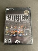 Battlefield 1942 The Complete Collection Pc Discs 123567 Only W/ Manual
