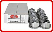 1968-1973 Ford 429 7.0l Ohv V8 8dish-top Pistons 030 040 060
