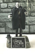 Phantom Of The Opera Universal Monsters 1999 Sideshow Toys Silver Screen Sse