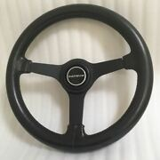 Old Car With Thick Roll Genuine Leather Steering Sunny 306 Genuine Nismo Nismo