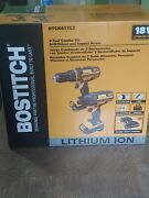 Brand New Bostitch 2 Tool Combo Kit. Drill/driver And Impact Driver