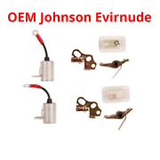 Brp 0777681 Johnson Evinrude 18-25-40 Hp 1975-1976 Ignition Tune Up Kit 172523