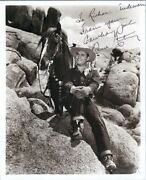 Gene Autry - Photograph Signed