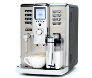 New Compact Stylish Heavy Duty Super Automatic Espresso Machine Stainless Steel