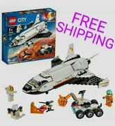 Lego 60226 City Space Mars Research Shuttle 273 Pcs Brand New Factory Sealed