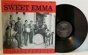 New Orleansand039 Sweet Emma Preservation Hall Jazz Band Lp Vps-2 - Tested Ex- S9