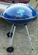 Limited Edition 2013 Nfl Bud Light King Of Beers Football Tailgating Grill New