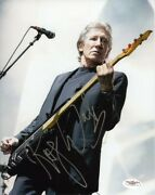 Roger Waters Pink Floyd Autographed Signed 8x10 Photo Authentic Jsa Coa Aftal