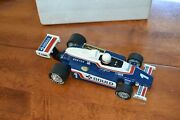 Ezra Brooks 1 Gould Charge Indy Car Decanter In Box Limited Edition 01879