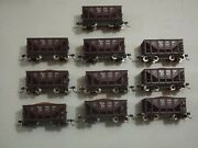 10 Ho Roundhouse Southern Pacific Ore Cars With Custom Upgrades