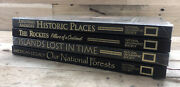 National Geographic Hardcover Books Historic Places The Rockysnational Forest