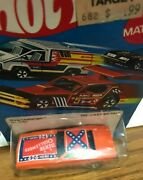 Hot Wheels 1979,80 Dixie Challenger With Flag