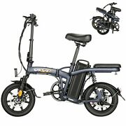 Cool 380w Electric Folding Professional Bike Commuter For Mountains And Snow