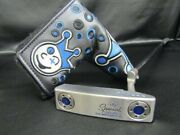 Canonical Color Custom 8298 Scotty Cameron Special Select Newport2 Blue/ 34