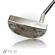 Scotty Cameron Custom Putter 2020 Special Select Fastback 1.5 Snowflake Winter