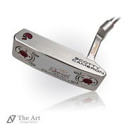 Scotty Cameron Custom Putter 2020 Special Select Square Back Sideface Skull
