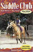 The Saddle Club. High Horse. Hay Fever By Bryant Bonnie Book The Fast Free
