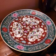 Antique Japanese Gold Imari 18 Plate Porcelain Handpainted Marked Free Shipping