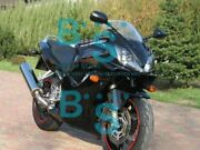 Black Injection Fairing + Tank Cover Fit Honda Cbr600f4i 05 06 2004-2007 31 A7