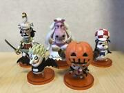 One Piece World Collectable Figure Halloween Special Volume 1 5-piece Set