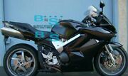 Black Glossy Abs Fairing With Tank Cover Fit Honda Vfr800 2002-2012 29 U1