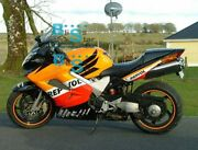 Orange Glossy Abs Fairing With Tank Cover Fit Honda Vfr800 2002-2012 35 A2