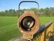 1930's Kliegl Bros Antique Electric Stage Light Theater Lamp Industrial Lighting