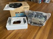 Vintage Elmo St-180e 2 Track 8 Mm Sound Projector — New