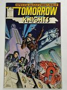 Comic Book, Epic Comics, Marvel, Tomorrow Knights 1, Special Giant First Issue
