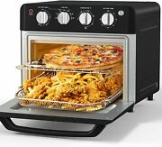 Air Fryer Toaster Oven 19 Quart Large Countertop Convection Oven 7 In 1