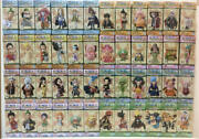 Dress World Collectible Figure Wano Country All 48 Types Set