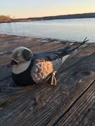 Old Squaw Decoy- Hand Carved