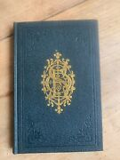 Antique 1923 Sixth Edition Ritual Of The Order Of Eastern Star Book Dated