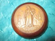 Fritzsche Brothers Inc. 1871-1946 75th Anniversary Advertising Paperweight