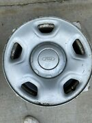 Used - Ford F-150 17 Factory Oem Steel Wheel Rims W/caps And Lug Nuts Silver